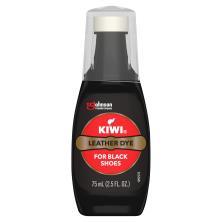 Kiwi Leather Dye, Black