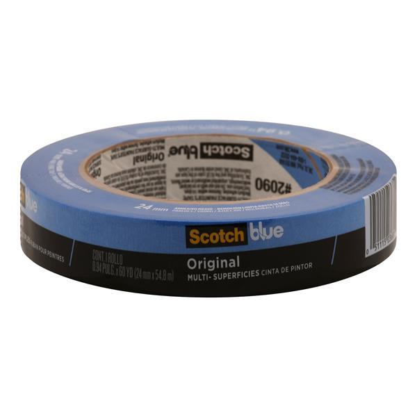 3m masking tape 1 inch blue
