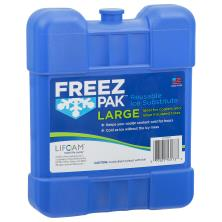Freez Pak Ice Substitute, Reusable, Large