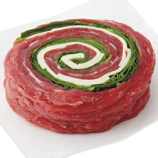 GreenWise Flank Steak, Stuffed with Provolone Cheese Raised Without Antibiotics