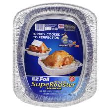 EZ Foil Roaster Pan, Heavy Duty SupeRoaster