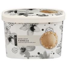 Publix Premium Frozen Yogurt, Lowfat, Vanilla