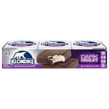 Klondike Ice Cream Bar, Dark Chocolate