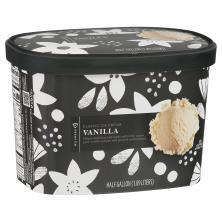 Publix Premium Ice Cream, Vanilla