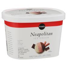 Publix Ice Cream, Neapolitan