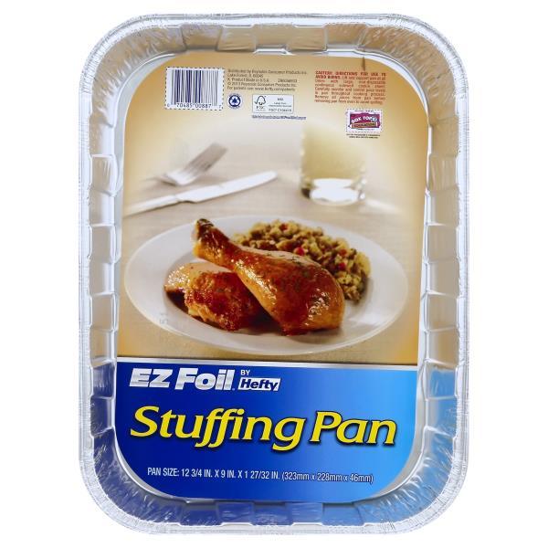 EZ Foil Stuffing Pan