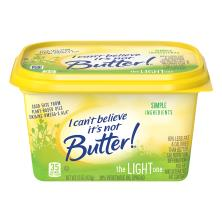 I Cant Believe Its Not Butter Vegetable Oil Spread, 30%, Light
