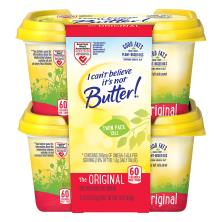 I Cant Believe Its Not Butter Vegetable Oil Spread, 45%, Original, Twin Pack
