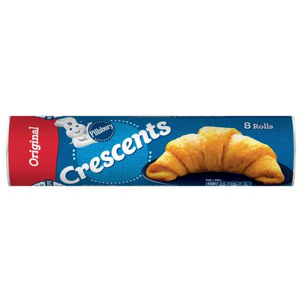 Pillsbury Dinner Rolls, Crescent, Original
