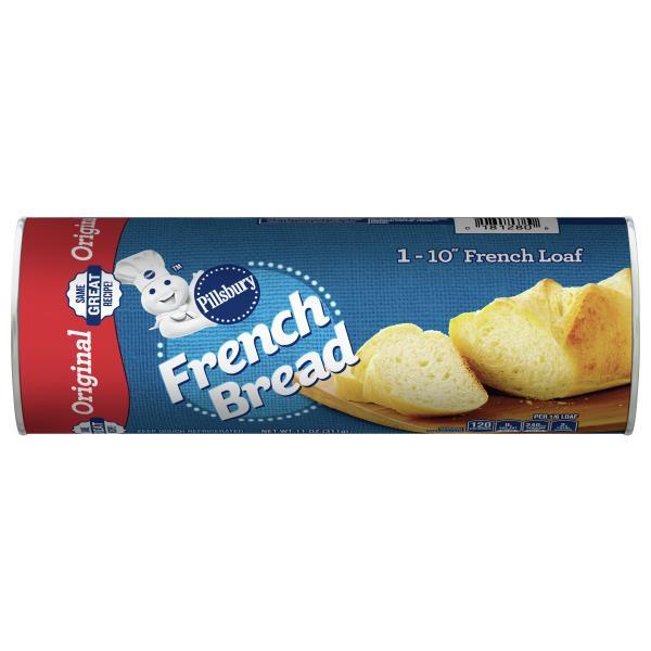 Pillsbury French Loaf, Crusty
