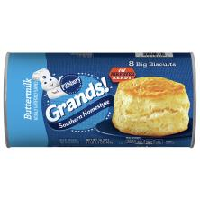 Pillsbury Grands! Biscuits, Big, Homestyle Buttermilk