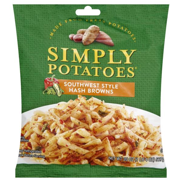 Simply Potatoes Hash Browns, Southwest Style