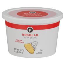 Publix Sour Cream, Regular