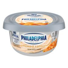Philadelphia Cream Cheese Spread, Smoked Salmon