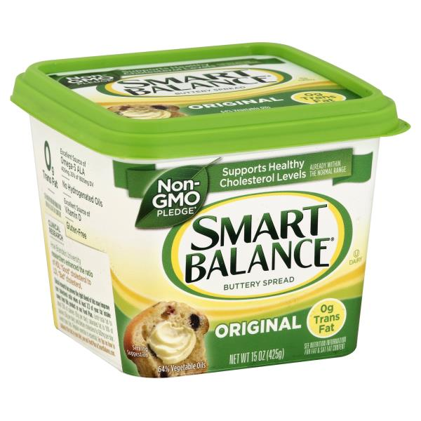 Smart Balance Buttery Spread, Original