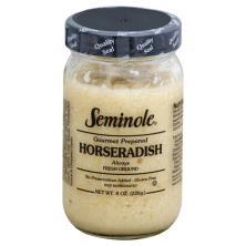 Seminole Horseradish, Gourmet Prepared, Fresh Ground