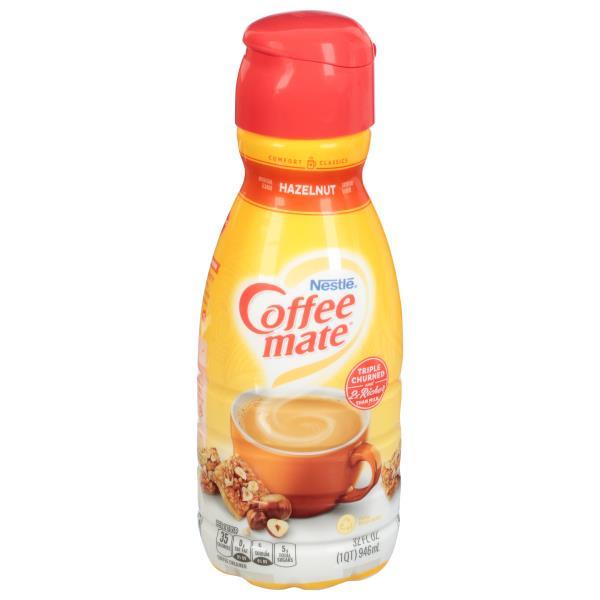Coffee Mate Coffee Creamer, Hazelnut