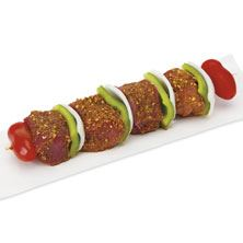 GreenWise Beef Sirloin Kabobs, with Tangy Thai BBQ Sauce Raised Without Antibiotics