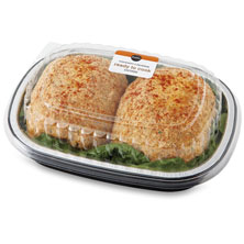 GreenWise Boneless Chicken Breast Fillet, Stuffed with Broccoli and Cheese