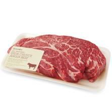 GreenWise Angus Chuck Roast, Boneless, USDA Choice Beef Raised Without Antibiotics