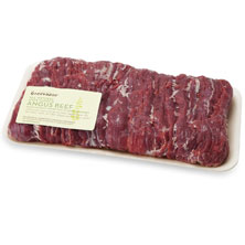 GreenWise Angus Inside Skirt Steak, USDA Choice Beef Raised Without Antibiotics