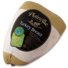Plainville Bone in Half Turkey Breast, Raised Without Antibiotics