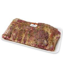 Aprons Mojo Seasoned, Pork Spreribs, Prepared Fresh In-Store