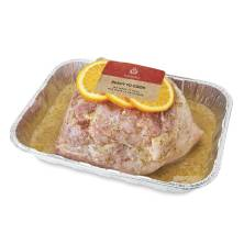 Aprons Mojo Seasoned, Pork Shoulder Picnic Whole Prepared Fresh In-Store