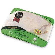 Empire Fresh Halfturkey Breast, Kosher Poultry