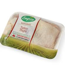 Empire Fresh Turkey Thighs, Kosher Poultry