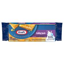 Kraft Natural Cheese, Colby Jack