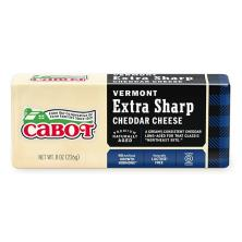 Cabot Cheese, Vermont Extra Sharp