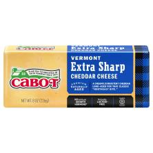 Cabot Cheese, Aged Cheddar, Extra Sharp
