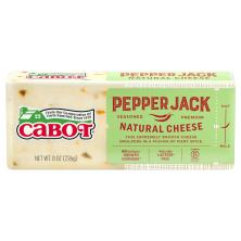 Cabot Cheese, Premium Natural, Pepper Jack