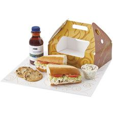 Publix Deli Box Lunch - Board Room