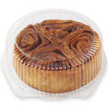 Gourmet Cinnamon Buns 4-Count