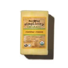 Boar's Head Simplicity Organic Cheddar Cheese
