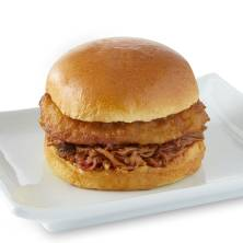Pulled Pork Sandwich Hot