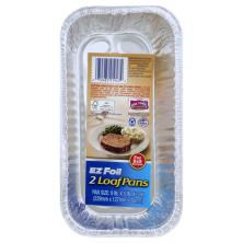 EZ Foil Loaf Pans, 9 x 5