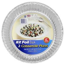 EZ Foil Casserole Pans