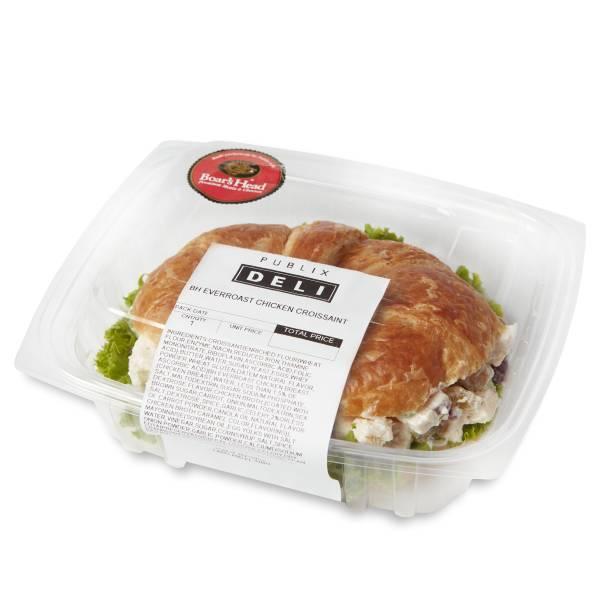 Boar's Head EverRoast Chicken Cransational, Grab and Go Croissant