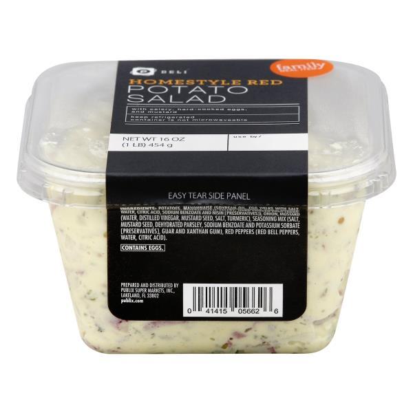 Publix Deli Homestyle Red Potato Salad