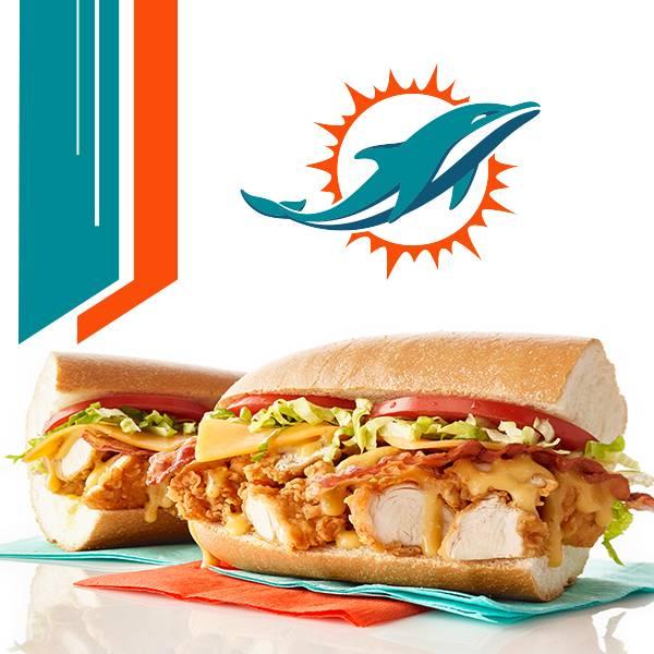 Miami Dolphins Sub