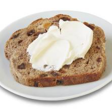 Breakfast Bread with Cream Cheese