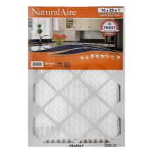 Flanders Air Cleaning Filter, Odor Eliminator, w/ Baking Soda, 16 x 25 x 1