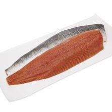 Keta Salmon Fillets, Fresh Wild Alaskan