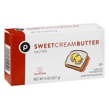 Publix Butter, Sweet Cream, Salted