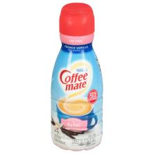 Coffee Mate Coffee Creamer, French Vanilla, Fat Free