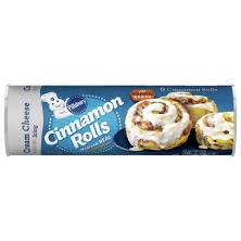 Pillsbury Cinnamon Rolls, Cream Cheese Icing
