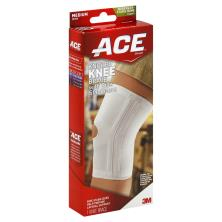 ACE Knee Brace, Knitted, with Side Stabilizers, Medium